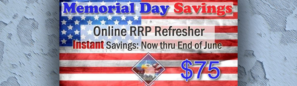 Online RRP Refresher Training