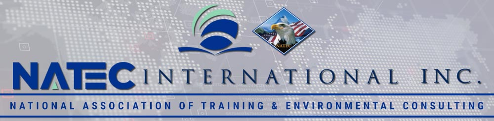 NATEC International Training Schedule and Registration